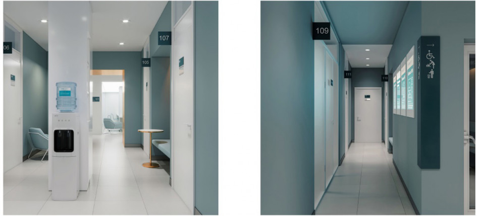 инвитро новый дизайн офисов