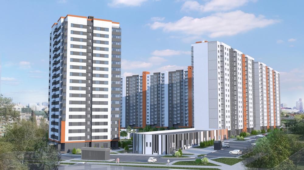 ЖК «Минский квартал»